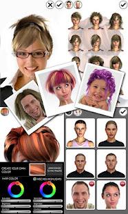 Magic Mirror Hair Styler Apps Bei Google Play