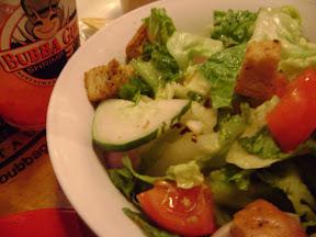 Bubba Gump House Salad