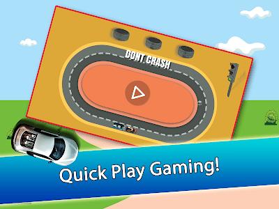 2 Cars 2 Lanes - Don't Crash! screenshot 9