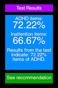 ADHD Test screenshot 8