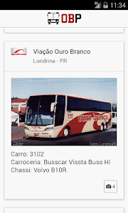 OBP - Ônibus Brasil Placas screenshot 1