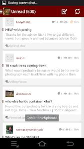 Arbtalk discussion forum screenshot 0