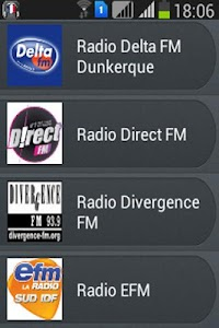 Radio France screenshot 6
