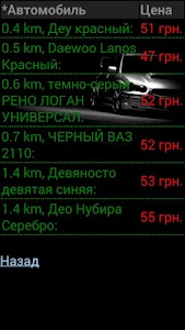 Харьков: заказ такси screenshot 2
