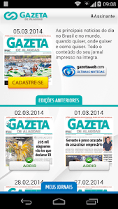 Gazeta Alagoas screenshot 0
