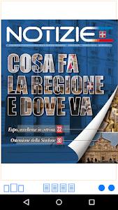 Notizie della Regione Piemonte screenshot 2