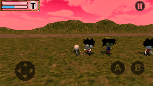 Skull Kid Cool Game screenshot 9