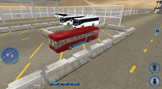 Bus Parking 3D Driver screenshot 4