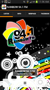 Rainbow 94.1 FM screenshot 0