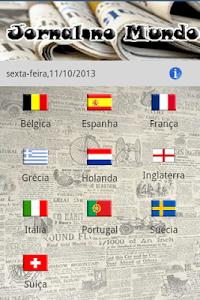 Jornal no Mundo screenshot 7