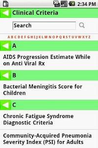MedCalc 3000 I.D. screenshot 3