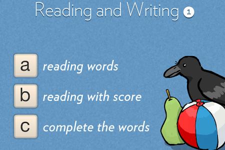 Reading & Writing 1 screenshot 7