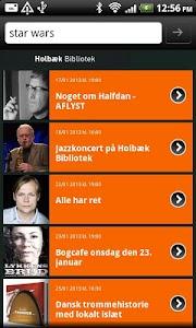 Holbæk bib screenshot 1