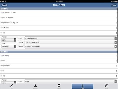 EMS ePCR screenshot 6