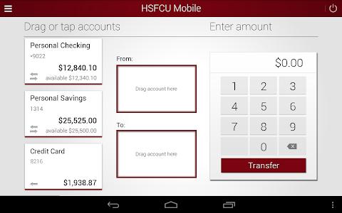 HSFCU Mobile screenshot 7
