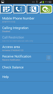 TagCalls - International Calls screenshot 1
