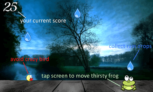 Thirsty Frog screenshot 3
