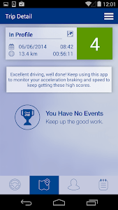 Drivesafe screenshot 2