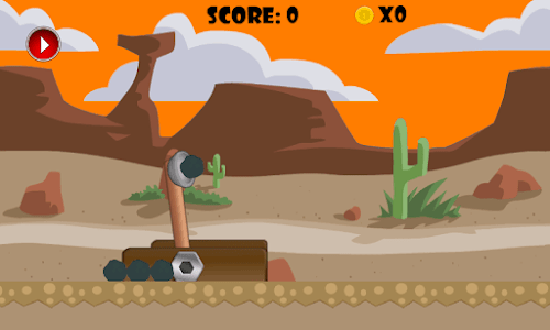 Catapult Desert screenshot 1