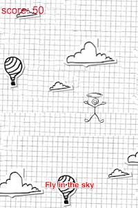 Arrow Stickman: Fly Like Plane screenshot 6