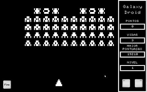 Galaxy Droid screenshot 11