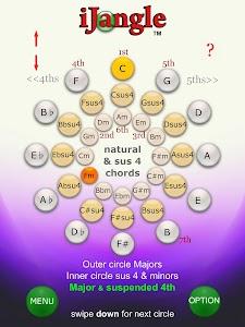 CIRCLE OF 5THS  Chords (FREE) screenshot 14