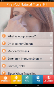 First Aid With Acupressure screenshot 13
