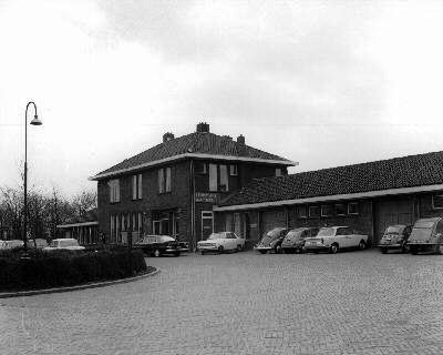 Station Krommenie