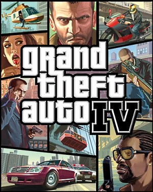 GTA IV cover art
