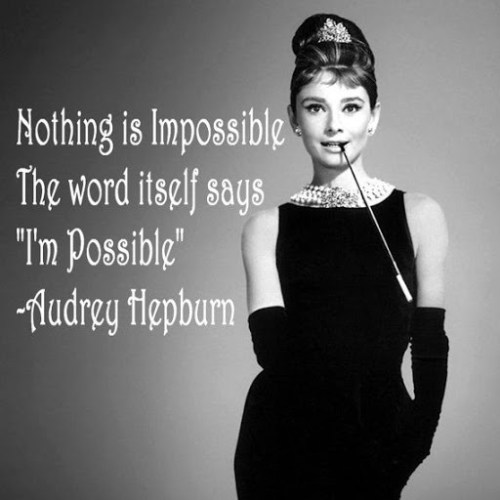 the life and acting career of audrey hepburn Home her work a second career audrey hepburn  by the late 1980's audrey's film career  she began the job that would occupy the last five years of her life:.