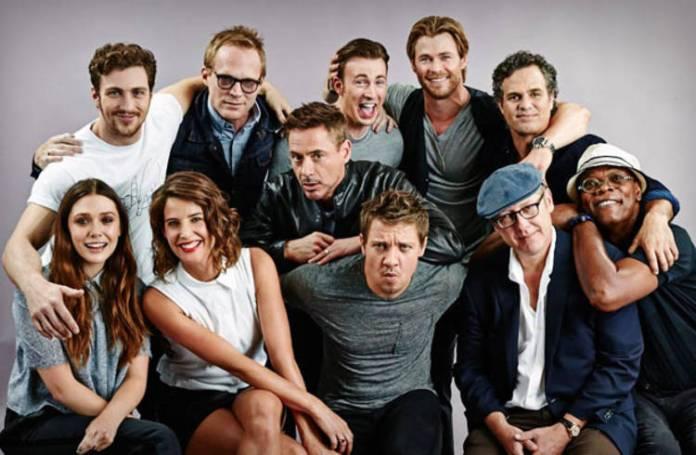 Los Vengadores cast
