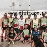 III Carrera Popular Solidaria Castillos de Alicante (26-Abril-2015)