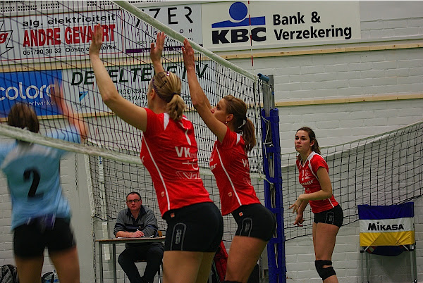 volleybalteam Bevo Roeselare