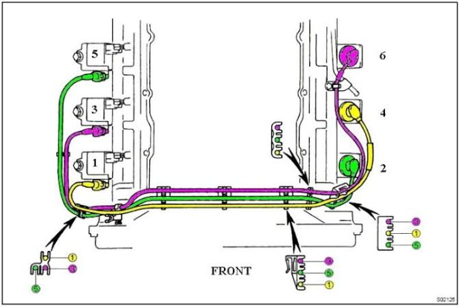 plug wiring diagram  toyota 4runner forum  largest 4runner