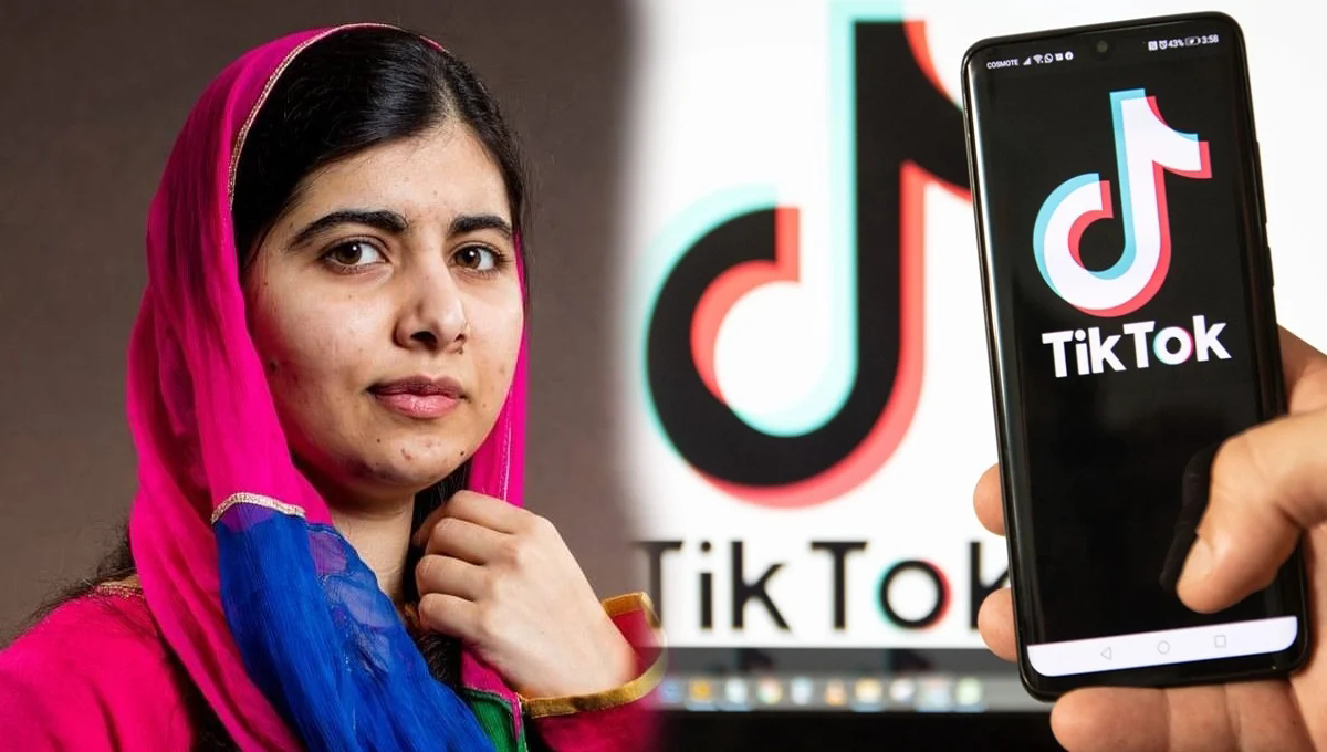 Malala Yousafzai joins Tiktok and Her first video went Viral