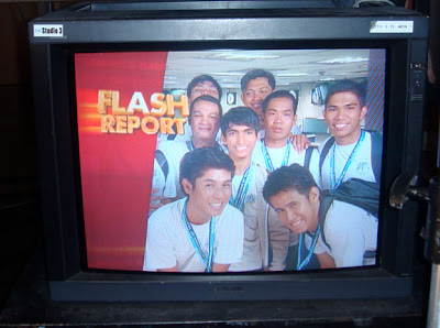 March 17: Behind the Flash Report screen