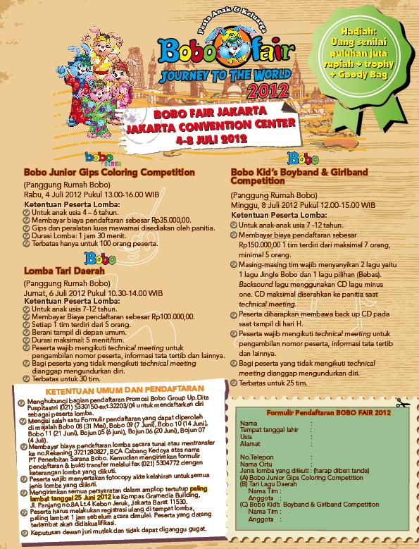 Bobo Fair 2012
