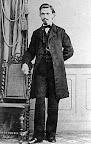 August Bebel (* 22. Februar 1840 in Deutz bei Köln; † 13. August 1913 in Passugg, Schweiz) mit seiner Familie in den 1870-80er Jahren. Von 1866 bis 1868 lebte die Familie Bebel in der Gustav-Adolf-Str. 14