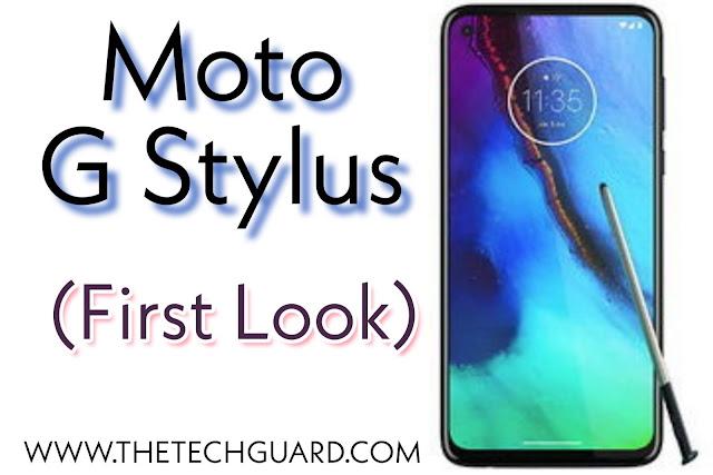 Moto G Stylus - The Tech Guard