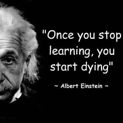 Motivational life quotes from Albert Einstein