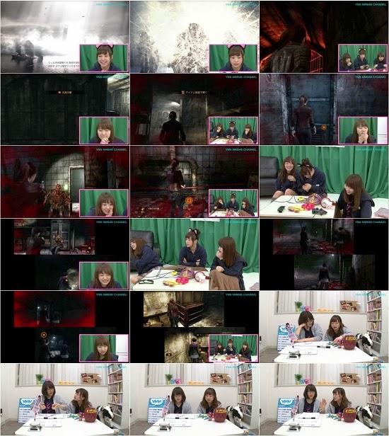 (TV-Variety)(720p) YNN [NMB48チャンネル] 夜中の山田菜々「りぃちゃんのホラーゲームやってみた リベンジ」 150506