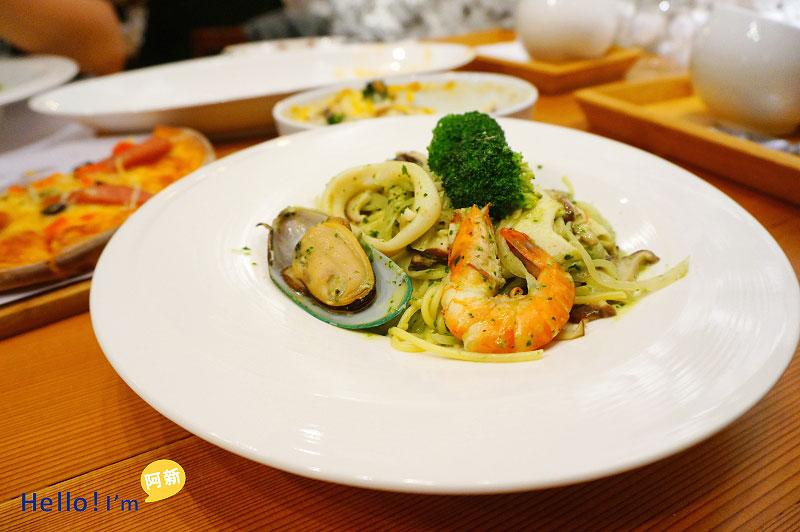 科博館義大利麵餐廳,我喜歡義大利麵-7