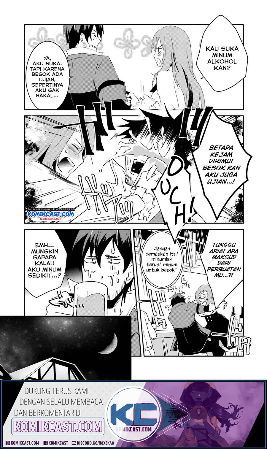 Mannen D-rank No Chuunen Boukensha Yotta Ikioi De Densetsu No Ken Wo Hikkonuku: Chapter 08 - Page 21