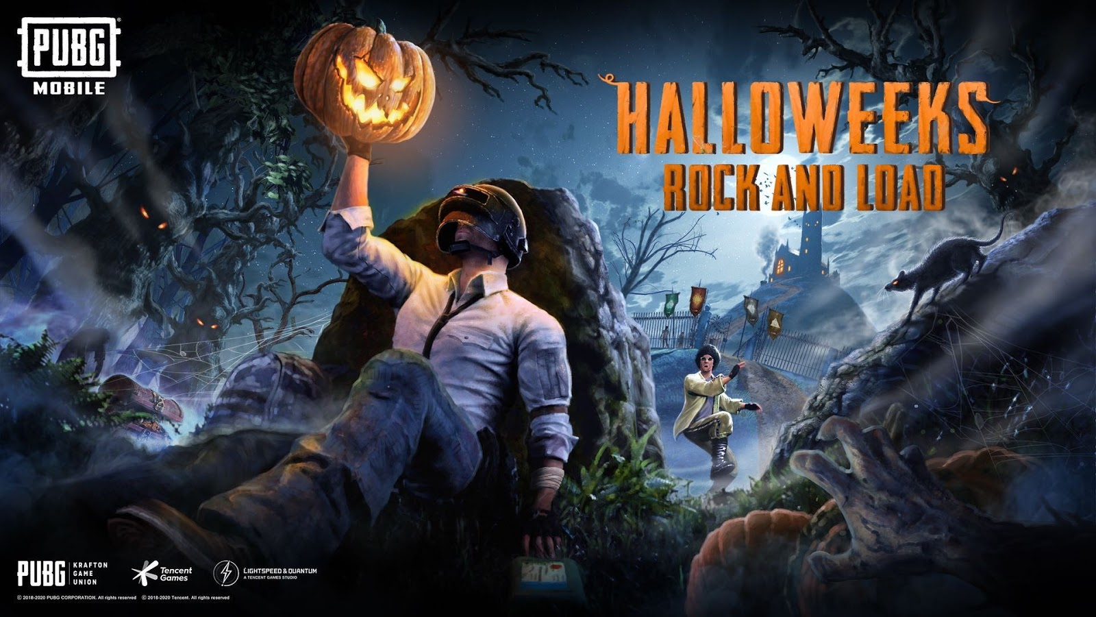 PUBG Mobile Gets Spooky Update With All-New Halloweeks Mode and Themed Outfits