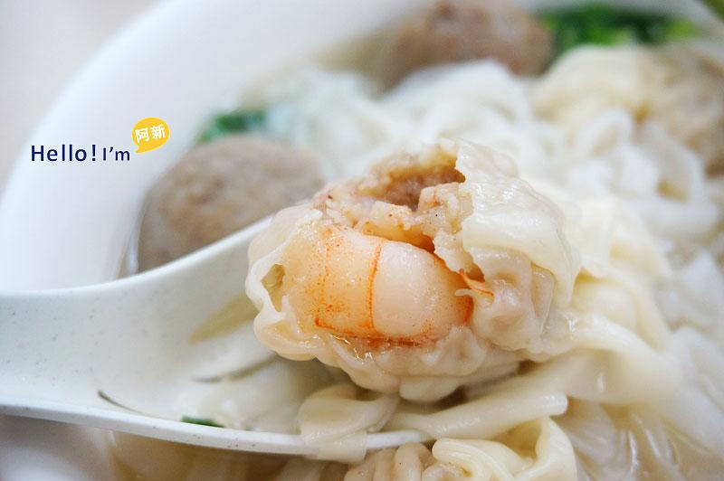 香港中西區中環美食,權記雲吞麵-8