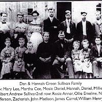 Dan and Hannah Green Sullivan Family