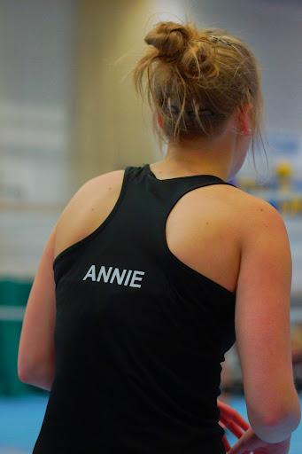 Bevo Roeselare B, Annie