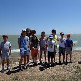 Pe malul Lacului Golovita