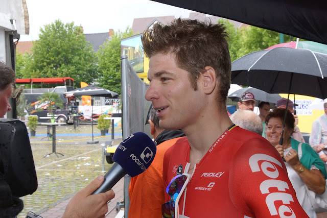 Jurgen Roelandts bij WTV