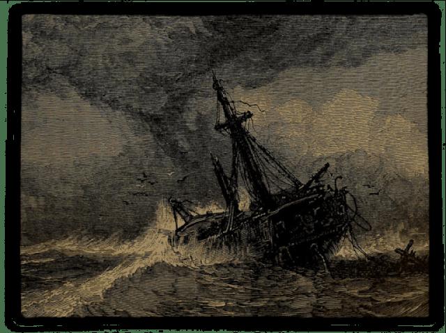 Shipwreck f
